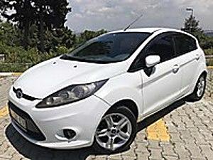 2011 MY FİESTA OTOMATİK SERVİS BAKIMLI 138BİN KM KUSURSUZ Ford Fiesta 1.4 My Fiesta