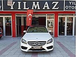 C 200 d BlueTEC AMG 7G-Tronic BOYA DEĞİŞEN HASAR KAYDI YOK Mercedes - Benz C Serisi C 200 d BlueTEC AMG