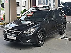HİKMET OTOMOTİV-19.000 KM-PREMIUM-SUNROOF-DERİ-ANAHTRSZ GİRİŞ Subaru XV 1.6 Premium