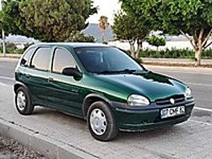 1600 TL TAKSİTLE DEĞİŞENSİZ KLİMALI OPEL CORSA SÜPER KONDİSYONDA Opel Corsa 1.4 Swing