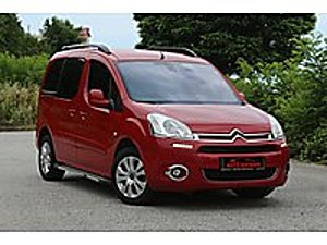 AUTO BAYRAM DAN 2014 MODEL CITROEN BERLINGO SELECTION HATASIZ... Citroën Berlingo 1.6 HDi Selection