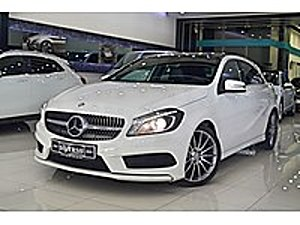 DİVERSO AUTO DAN 2015 A 180D AMG CAM TAVAN XENON FULL Mercedes - Benz A Serisi A 180 CDI BlueEfficiency AMG