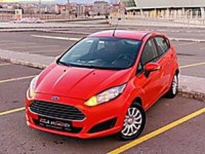 2013 FORD FİESTA OTOMATİK VİTES BOYASIZ 70 BİN KM DE SERVİS BAK. Ford Fiesta 1.6 Trend