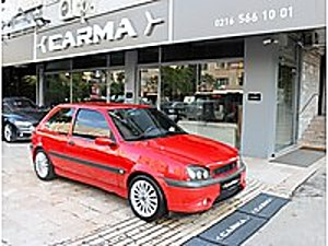 -CARMA-2001 FORD FİESTA 1.6 SPORT RS -100 HP HATASIZ - BOYASIZ Ford Fiesta 1.6 Sport
