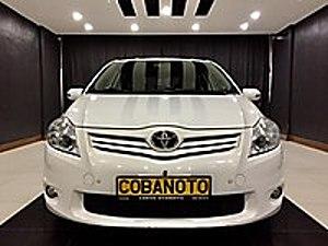 ÇOBAN OTOMOTİV DEN 2011 AURİS ELEGANT 42.000 DE HATASIZ BOYASIZ Toyota Auris 1.6 Elegant