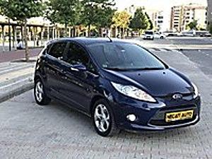 NECATİ OTO DAN 2011 FORD FİESTA 1.4 TDCİ TİTANİUMM Ford Fiesta 1.4 TDCi Titanium X