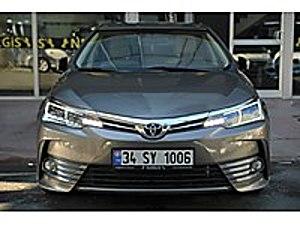 ANAHTARSIZÇ ÇELİKJANT BEJDÖŞEME SERVİSBAKIMLI LED NERGİSOTOMOTİV Toyota Corolla 1.4 D-4D Advance