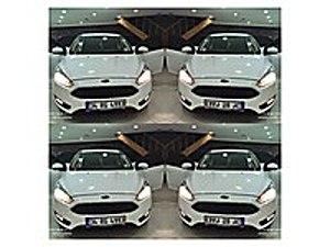 ÇETİNKAYA AUTO DAN ORJ 120 KM TREND-X 1.5 TDCI 120 HP FORD FOCUS Ford Focus 1.5 TDCi Trend X