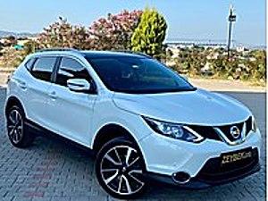 NİSSAN QASHQAİ 2016 MODEL HATASIZ BOYASIZ 57000 KM ORJİNAL Nissan Qashqai 1.5 dCi Black Edition