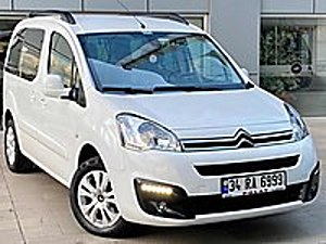 2016 MODEL CİTROEN BERLİNGO DİJİTAL KLİMALI FULLL 15 DK KREDİ Citroën Berlingo 1.6 HDi Selection
