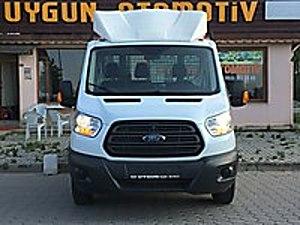 30DK KOÇFİNANS KREDİ 2017 155T350 L PİKAP KLİMA 37 000KM DE Ford Trucks Transit 350 L
