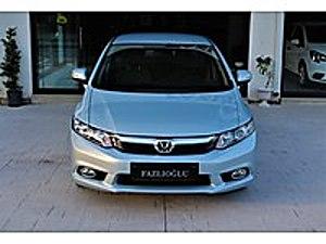 BOYASIZ HONDA CİVİC 1.6i-VTEC ECO PREMİUM BENZİN OTOMATİK Honda Civic 1.6i VTEC Eco Premium
