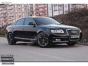 KARAKILIÇ OTOMOTİV DEN 2011 MODEL AUDİ A 6 2.0 TDİ 177 BG Audi A6 A6 Sedan 2.0 TDI