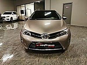 RIDVAN DEMİR  DEN 2013 TOYOTA AURİS 1.4 DİZEL OTOMATİK CAM TAVAN Toyota Auris 1.4 D-4D Advance Skypack