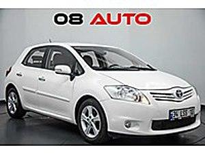 2012 175 000 KM DE TOYOTA AURİS COMFORT PLUS DİZEL OTOMATİK Toyota Auris 1.4 D-4D Comfort Plus