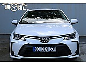 TAMAMINA KREDİ İMKANI AUTO CITY DEN Toyota Corolla 1.6 Vision
