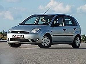 ACUN DAN DİZEL OTOMATİK MASRAFSIZ FİESTA 1.4TDCİ Ford Fiesta 1.4 TDCi Comfort