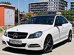 TINAZTEPE OTOMOTİV DEN 2013 C180 AVANTGARDE 1.6 cc 156 HP Mercedes - Benz C Serisi C 180 BlueEfficiency Avantgarde
