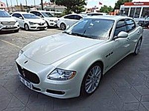 KAR 2.EL DEN...38.500 KM BOYASIZ MASERATİ QUATTROPORTE 4.7 S Maserati Quattroporte 4.7 S