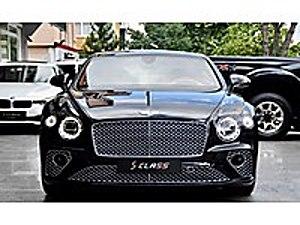 SCLASS dan2020 CONTİNENTAL GT MULİNER 4.0 V8 BAYİ Bentley Continental GT