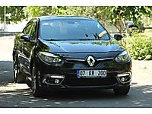İPEK OTOMOTİV GÜVENCESİYLE 2015 Fluence1.5 dCi Icon Renault Fluence 1.5 dCi Icon