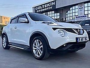 2016 MODEL 23 BİN KM DE HASAR KAYITLI TAKAS OLUR CAM TAVAN LI Nissan Juke 1.6 Sky Pack