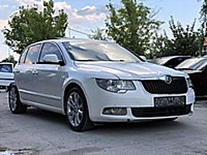 AKDOĞAN DAN 2012 MODEL SKODA SUPERB ELEGANCE 1.6 TDI Skoda Superb