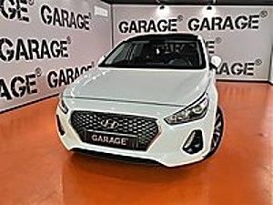 GARAGE 2017 HYUNDAI I 30 1.4 T-GDI ELITE CAM TAVAN KAMERA Hyundai i30 1.4 T-GDI Elite