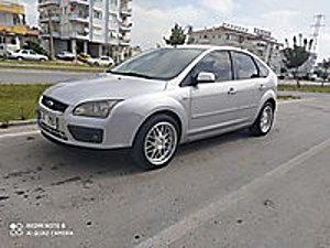 Ford Focus Ghia 110 HP Ford Focus 1.6 TDCi Ghia