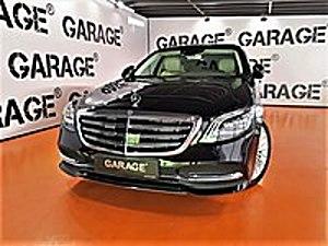 - GARAGE -2020 MERCEDES BENZ S 400d 4 MATIC LONG- BAYİ ÇIKIŞLI - Mercedes - Benz S Serisi S 400 400 L
