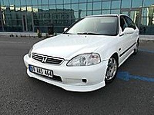 KILIÇ OTOMOTİVDEN SATILIK 2001 MERMİİ Honda Civic 1.4 1.4i