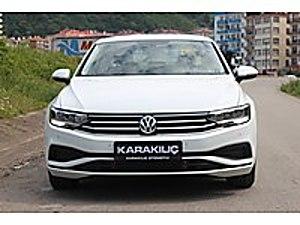 KARAKILIÇ OTOMOTİV 2020 PASSAT 1.6TDİ DSG BlueMOTİON IMPRESSİON Volkswagen Passat 1.6 TDI BlueMotion Impression