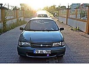 ŞİMŞEK TEN 1993 TOYOTA COROLLA 1.3 BENZİN LPG Toyota Corolla 1.3 LE