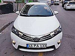 YENİOLUSUM HATASIZ BOYASIZ DEĞİŞENSİZ HASAR KAYITSIZ İLK ELDEN Toyota Corolla 1.4 D-4D Advance