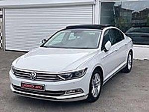 CEKMEKÖY OTOMOTİVDEN 2016 PASSAT CAM TAVAN Volkswagen Passat 1.4 TSI BlueMotion Comfortline