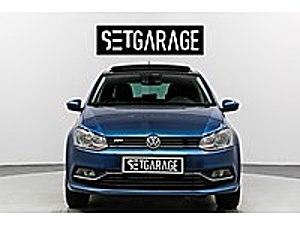 2016 VOLKSWAGEN POLO 1.2 TSİ ALLSTAR DSG 90HP TRAMER DEĞİŞEN YOK Volkswagen Polo 1.2 TSI Allstar