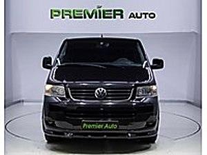 PREMİER AUTO DAN CARAVELLE OTOMATİK OKÇU YAPIMI  SERTİFİKALI VİP Volkswagen Caravelle 2.5 TDI Comfortline