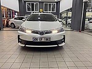 2016 MODEL YENİ KASA 60 binkm COROLLA 1.4 D 4D ADVANCE FUL FULL Toyota Corolla 1.4 D-4D Advance