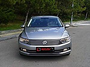 2017 MODEL WV PASSAT 1.6TDİ 120 BG COMFORTLİNE HATASIZ 38 000 KM Volkswagen Passat 1.6 TDI BlueMotion Comfortline