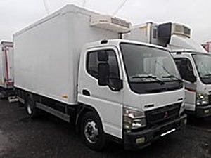 KASTAMONU OTOMOTİV DEN 2008 MİTSUBİSHİ 859-E FRİGOFİRİK KAMYON Mitsubishi - Temsa FE 859 E