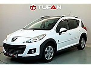 2011 PEUGEOT 207 SW VTI OUTDOOR PREMİUM CAM TAVAN OTOMATİK Peugeot 207 1.6 VTi Outdoor Premium