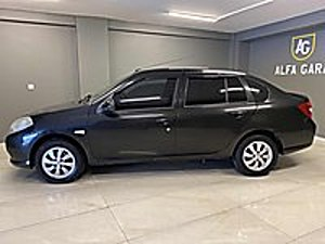 2012 Model 132 ooo Km Kaput Tavan Bagaj Boyasız Platin Gri  Renault Symbol 1.5 dCi Expression