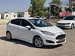 2015 MODEL FORD FİESTA 1.5 TİTANİUM X İLK SAHİBİNDEN BOYASIZ Ford Fiesta 1.5 TDCi Titanium X