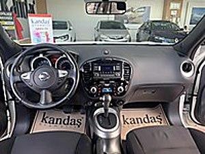 KANDAŞ DA 2013 NİSSAN JUKE 1.6 TEKNA HATASIZ BOYASIZ Nissan Juke 1.6 Tekna