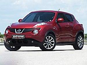ACUN DAN HATASIZ ORJ. 72.000 KM DE OTOMATİK NİSSAN JUKE 1.6 Nissan Juke 1.6 Sport Pack