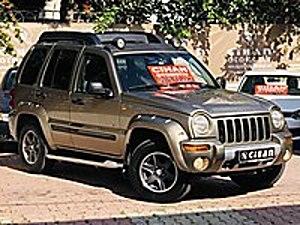 2004 JEEP CHEROKEE RENEGADE 2.8 4 4 FULL FABRİKASYON AKSESUARLI Jeep Cherokee 2.8 CRD Renegade