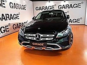 GARAGE 2017 MERCEDES BENZ E220 D 4 MATIC ALL-TERRAIN AVANTGARDE Mercedes - Benz E Serisi E 220 d Avantgarde