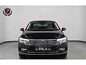 PALA OTO  HEMEN TESLİM 2020 CAM TAVAN SIFIR KM SİYAH Volkswagen Passat 1.6 TDI BlueMotion Elegance