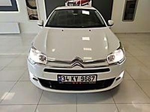 ARACIMIZ OPSIYONLANMISTIR... Citroën C5 1.6 e-HDi  Confort