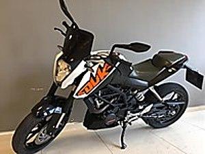 Hasar kayıtsız yetkili servis bakımlı KTM 200 Duke